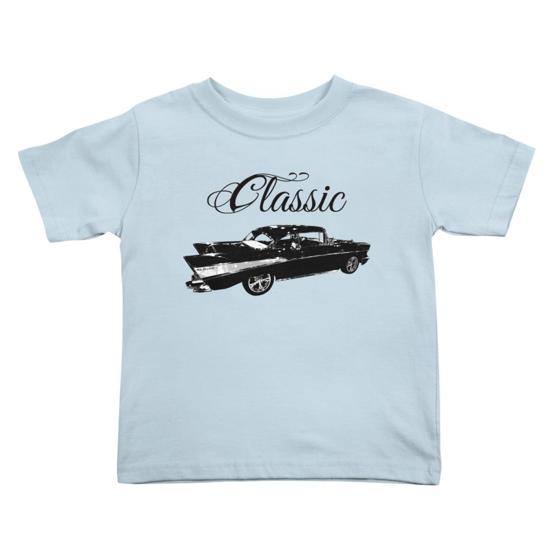 Classic 57 T-Shirt Kids Toddler T-Shirt by Coma Free Urban Art & Design