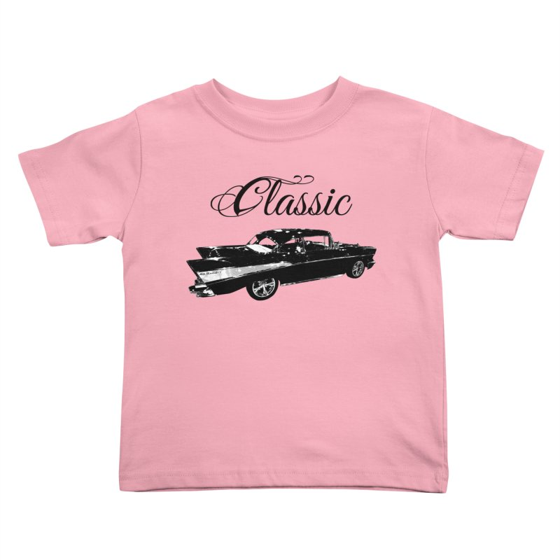 Classic 57 T-Shirt Kids Toddler T-Shirt by Coma Free Urban Art & Design