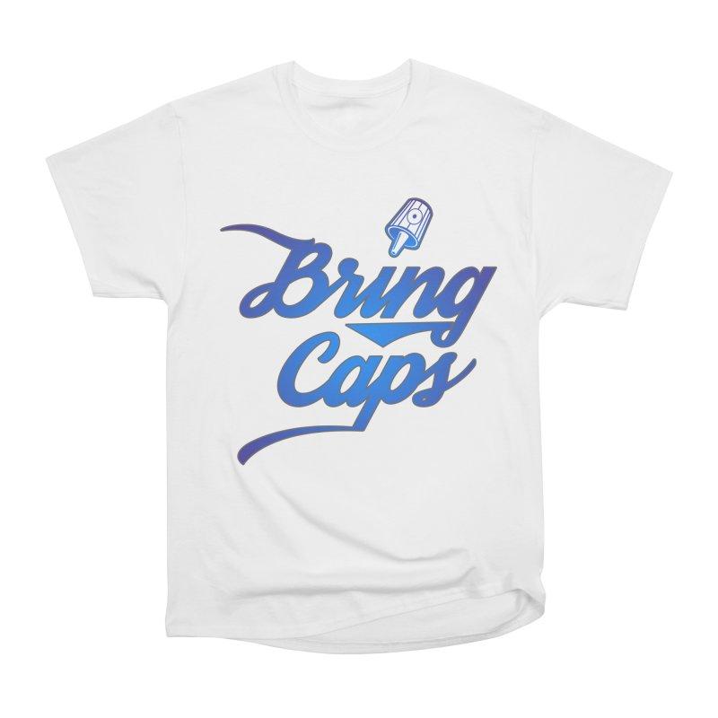 Blue Gradient Bring Caps Graffiti Streetwear V3 Women's T-Shirt by Coma Free Urban Art & Design