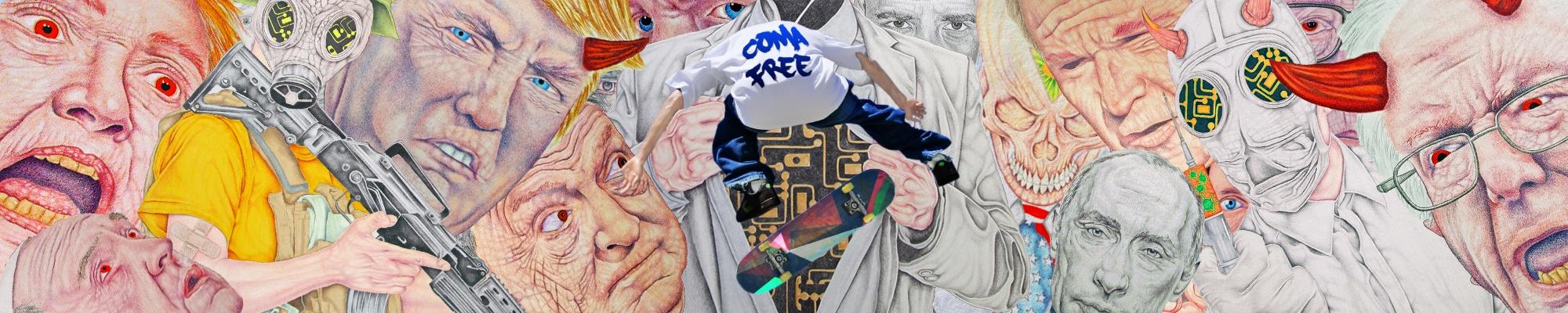 comafreeart Cover