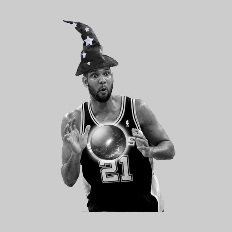 Wizard Timmy by comedy and basketball + shop