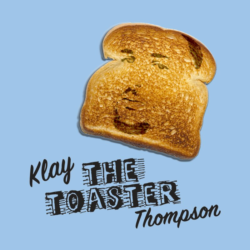 Klay Toaster Thompson by comedy and basketball + shop