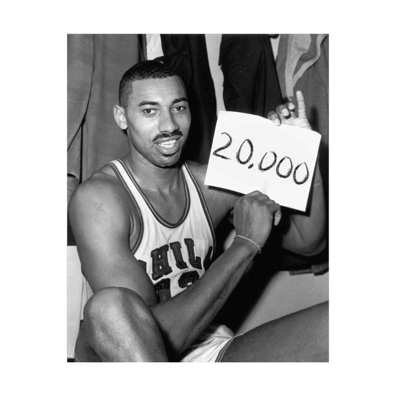 WILT -  RECORD HOLDER by comedy and basketball + shop