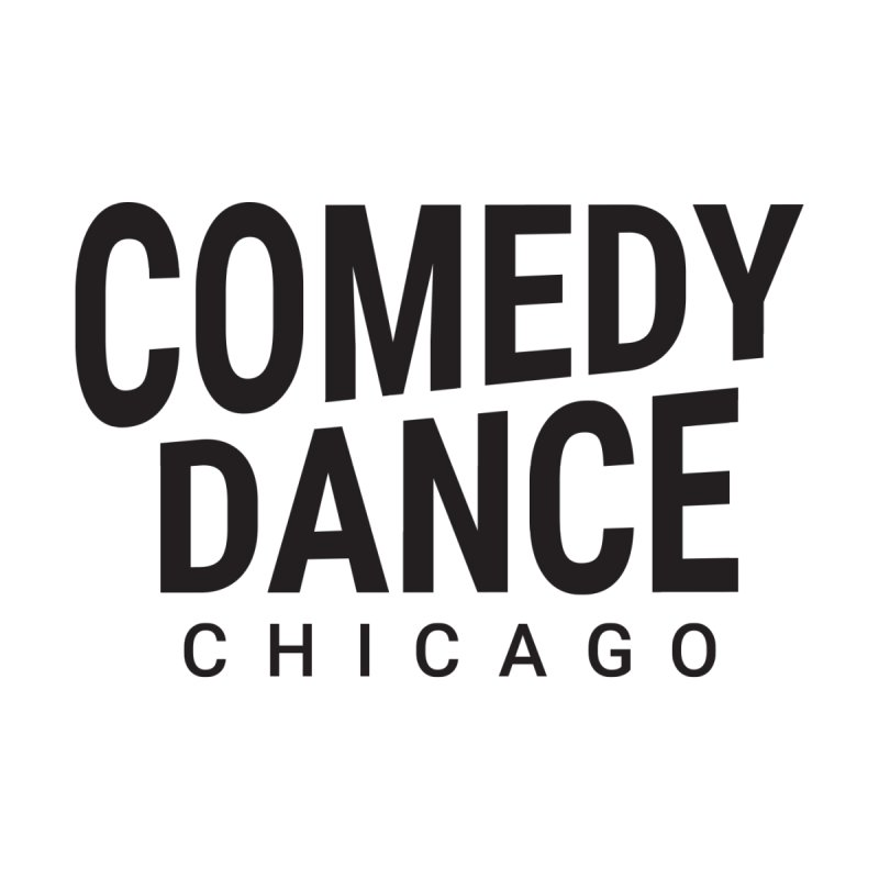 Comedy Dance Chicago (black) Women's T-Shirt by Comedy Dance Chicago