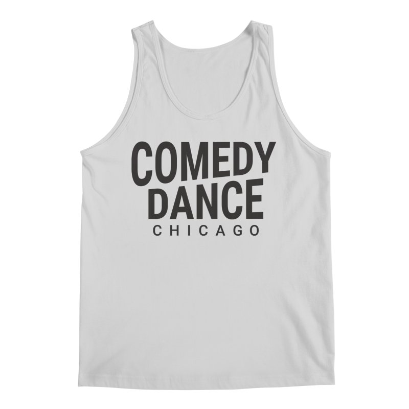 Comedy Dance Chicago (black) Men's Tank by Comedy Dance Chicago