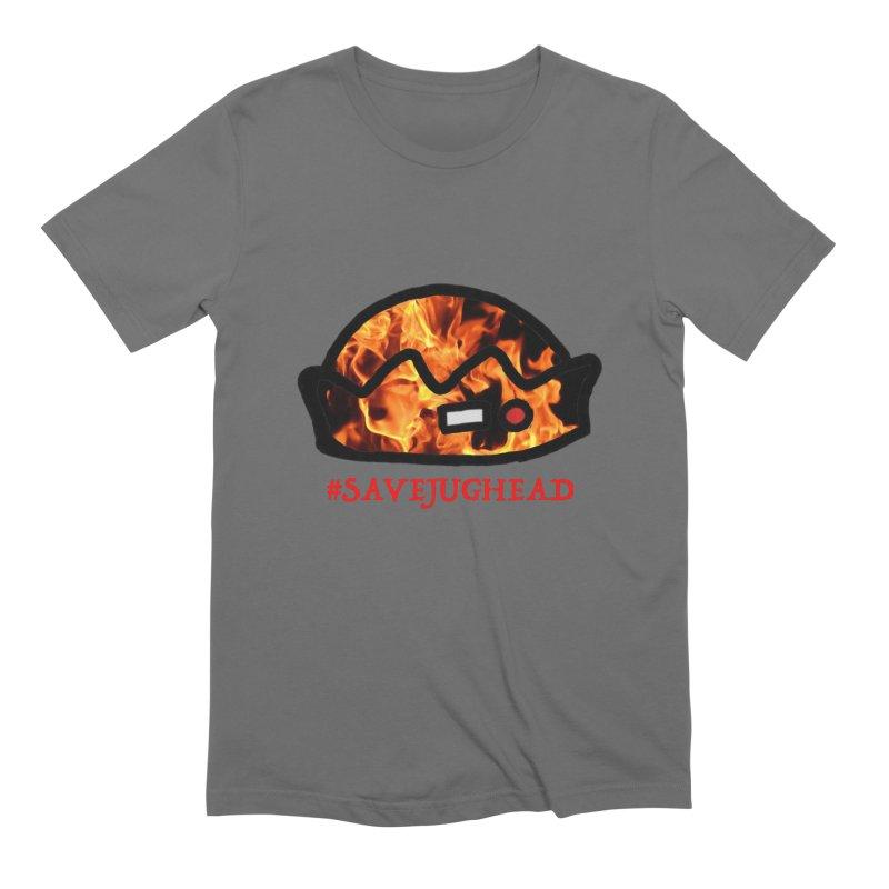 #SaveJughead Men's T-Shirt by Comic Book Club Official Shop