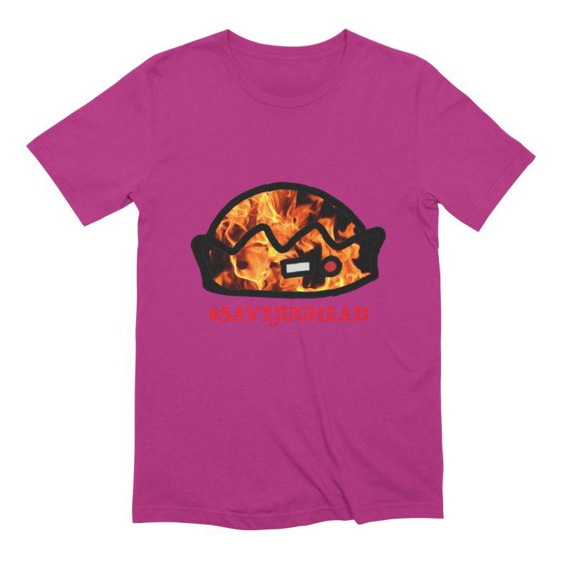 #SaveJughead Men's Extra Soft T-Shirt by Comic Book Club Official Shop