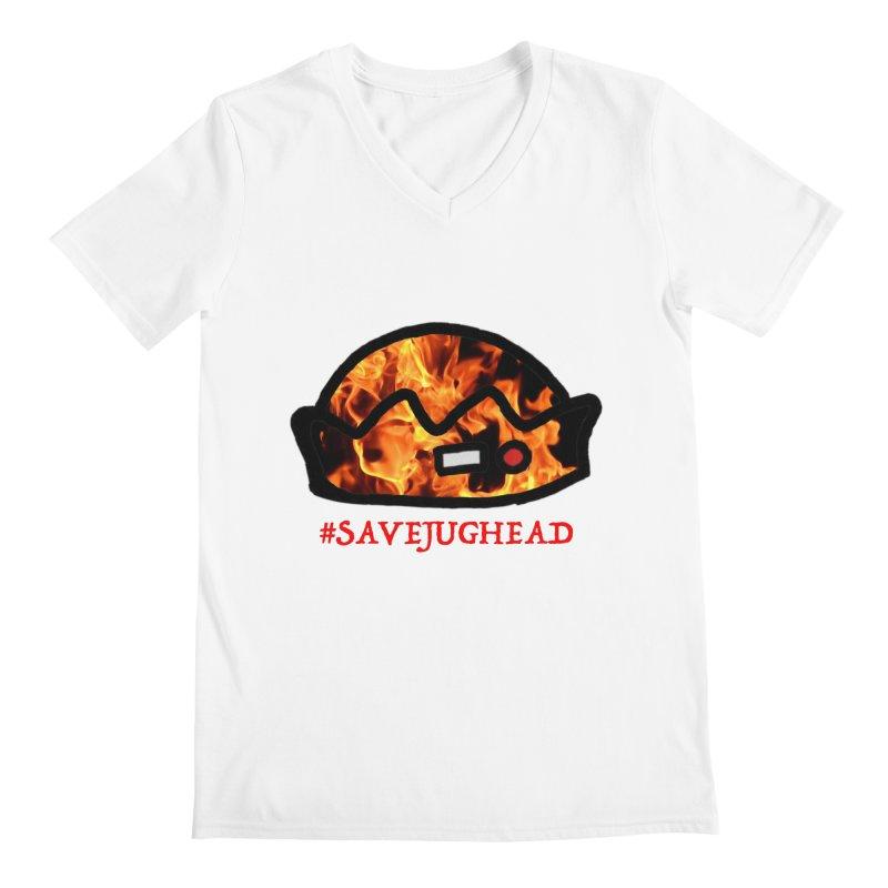 #SaveJughead Men's V-Neck by Comic Book Club Official Shop