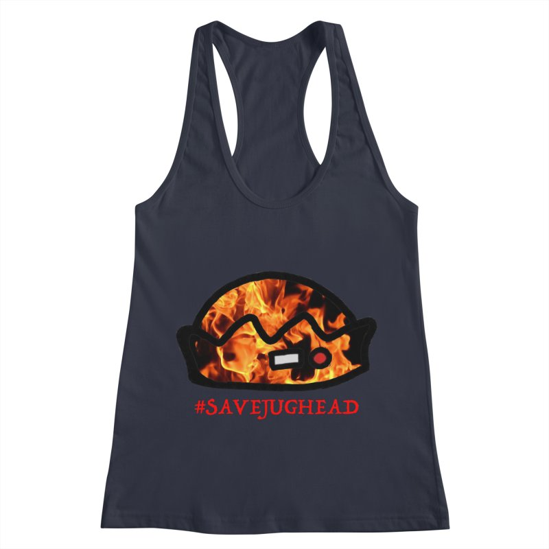 #SaveJughead Women's Tank by Comic Book Club Official Shop