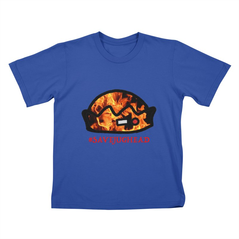 #SaveJughead Kids T-Shirt by Comic Book Club Official Shop