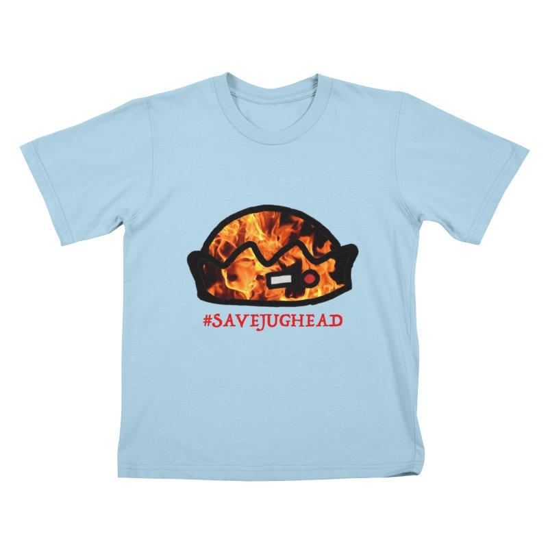 #SaveJughead Kids T-Shirt by Comic Book Club Official Shop