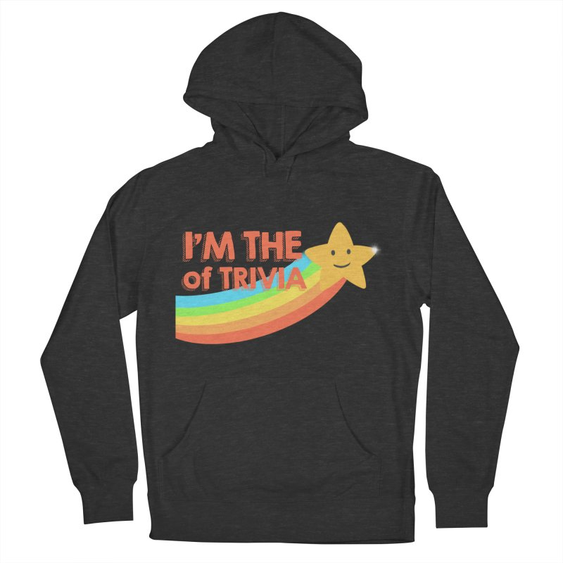 The Star of Trivia Women's Pullover Hoody by Comic Book Club Official Shop