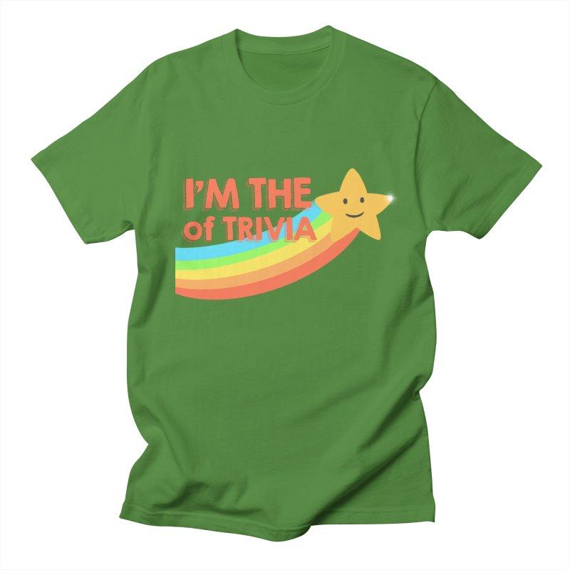 The Star of Trivia Women's Regular Unisex T-Shirt by Comic Book Club Official Shop