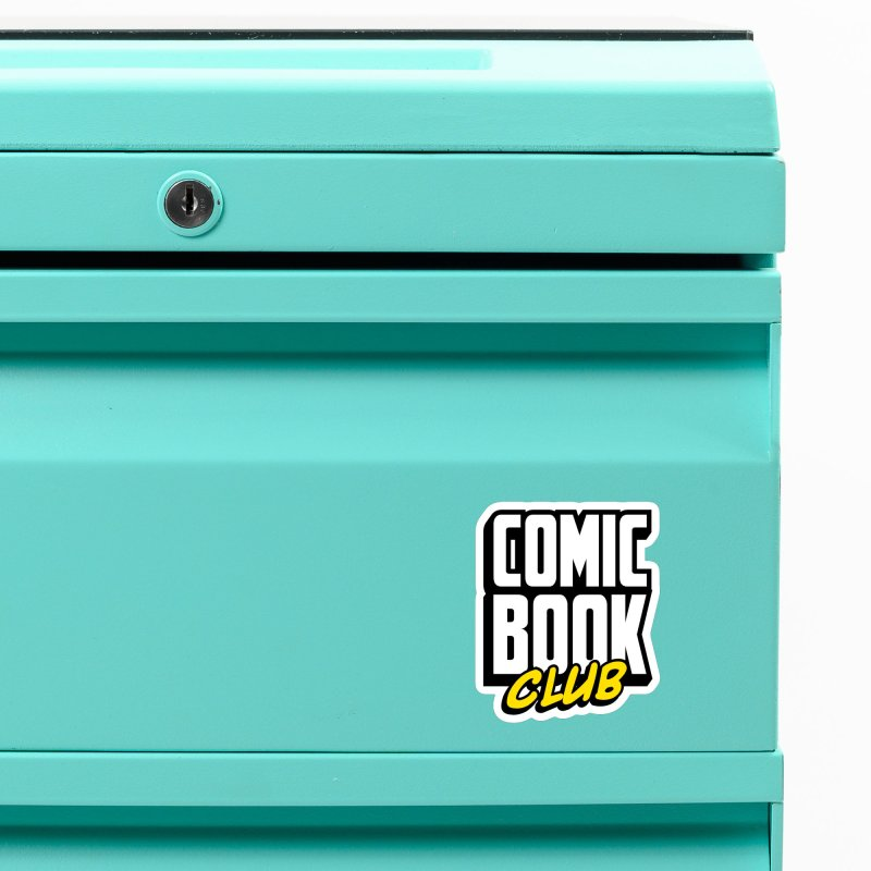 Comic Book Club Accessories Magnet by Comic Book Club Official Shop