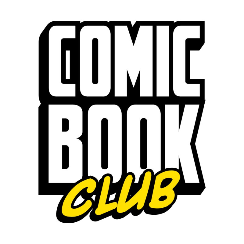 Comic Book Club Accessories Sticker by Comic Book Club Official Shop