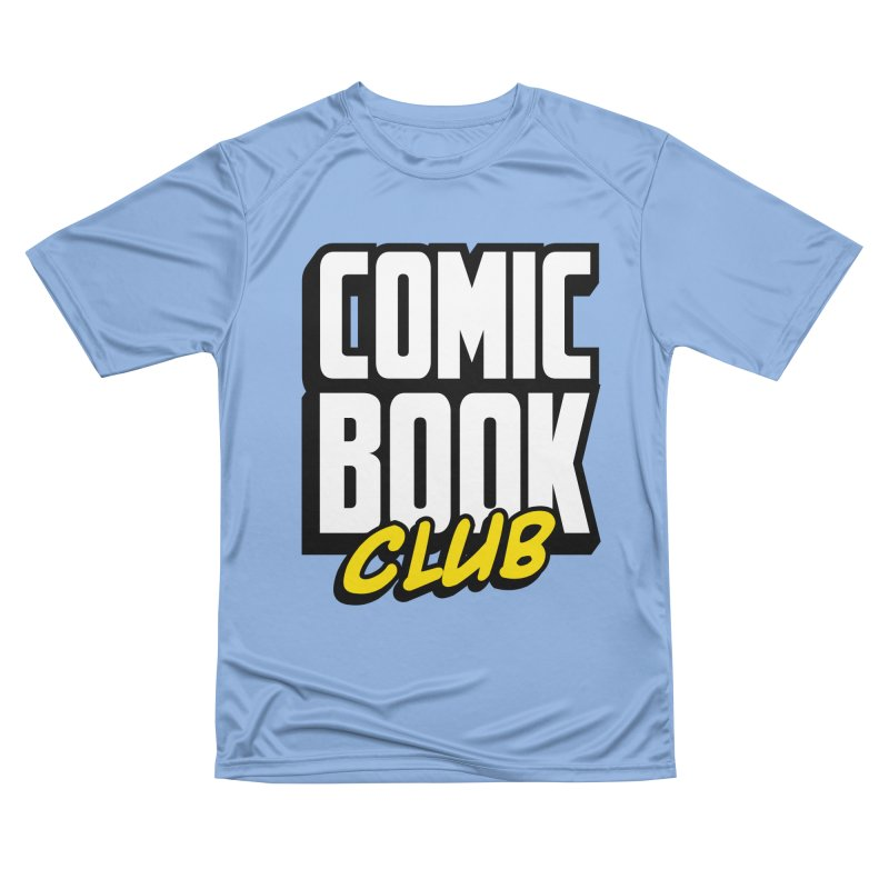 Comic Book Club Women's T-Shirt by Comic Book Club Official Shop