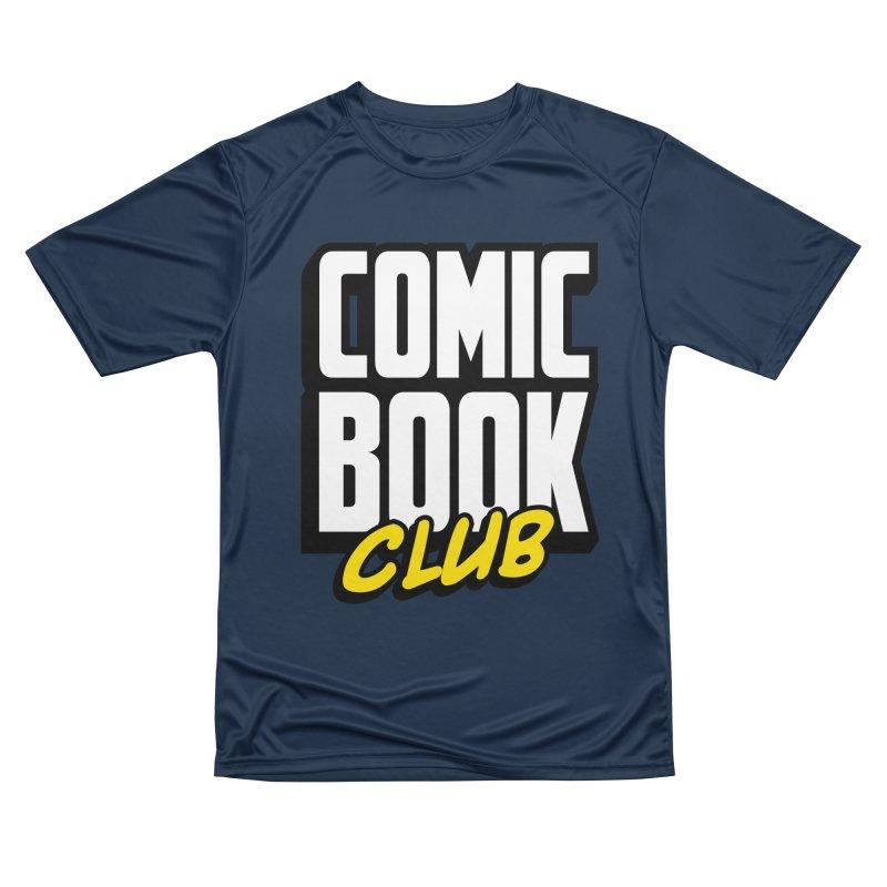Comic Book Club Women's Performance Unisex T-Shirt by Comic Book Club Official Shop