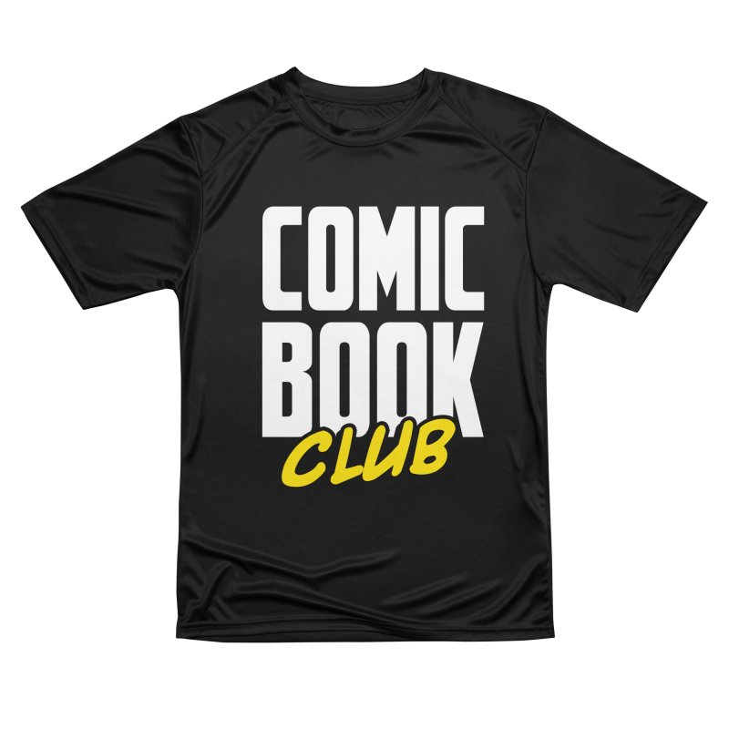 Comic Book Club Men's Performance T-Shirt by Comic Book Club Official Shop
