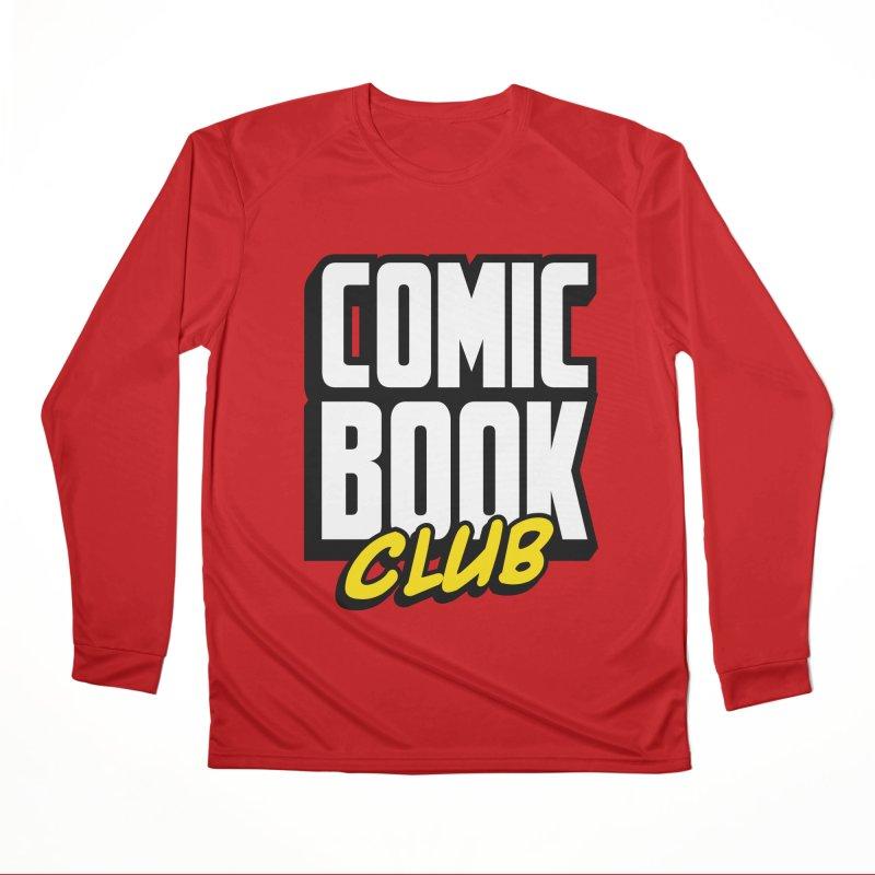 Comic Book Club Women's Longsleeve T-Shirt by Comic Book Club Official Shop