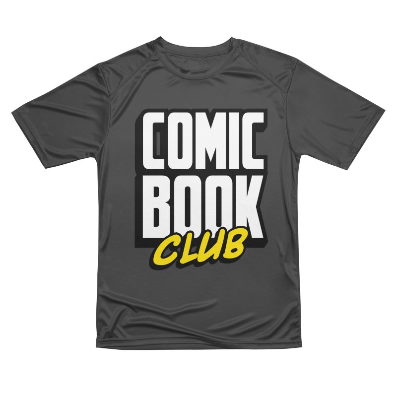 Comic Book Club Women's Performance Unisex T-Shirt by Comic Book Club Official Shop