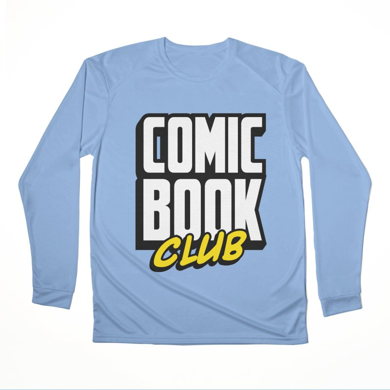 Comic Book Club Women's Longsleeve T-Shirt by Comic Book Club Official Shop