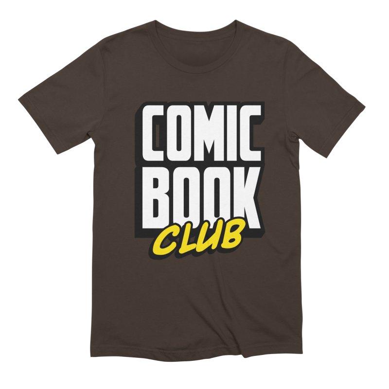 Comic Book Club Men's Extra Soft T-Shirt by Comic Book Club Official Shop