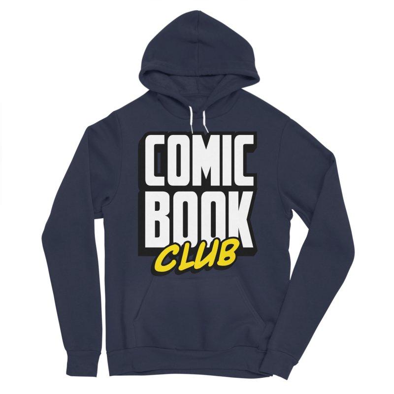 Comic Book Club Men's Sponge Fleece Pullover Hoody by Comic Book Club Official Shop