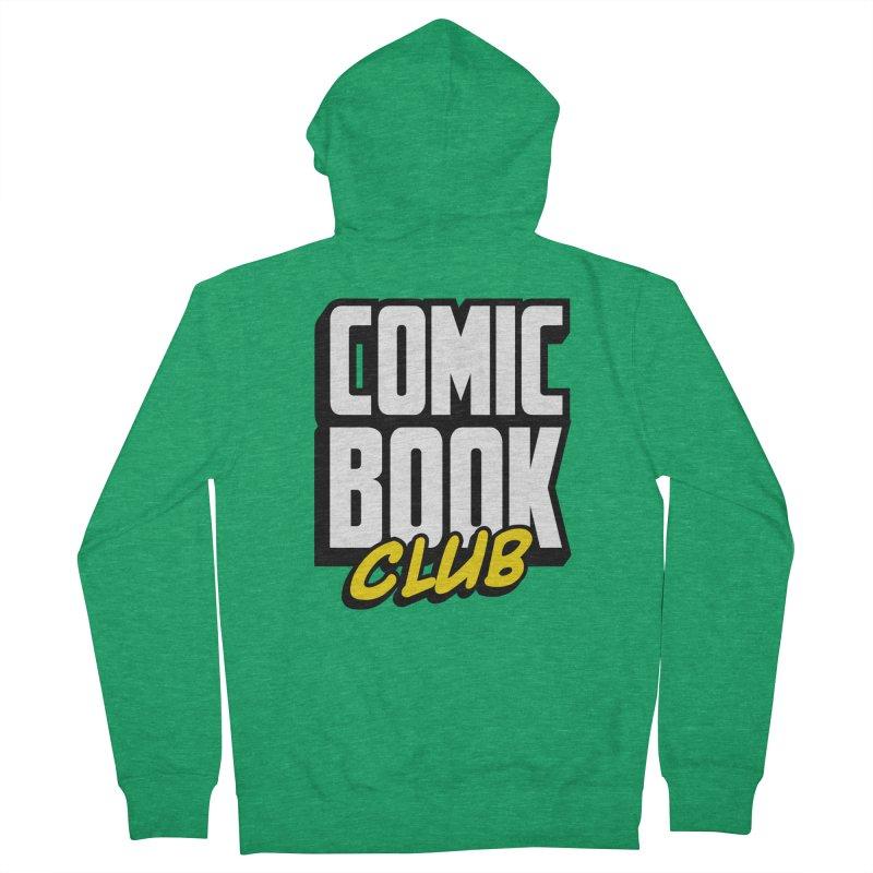 Comic Book Club Women's Zip-Up Hoody by Comic Book Club Official Shop