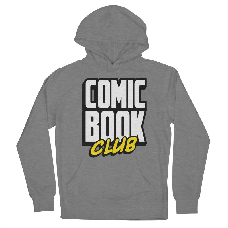 Comic Book Club Women's Pullover Hoody by Comic Book Club Official Shop