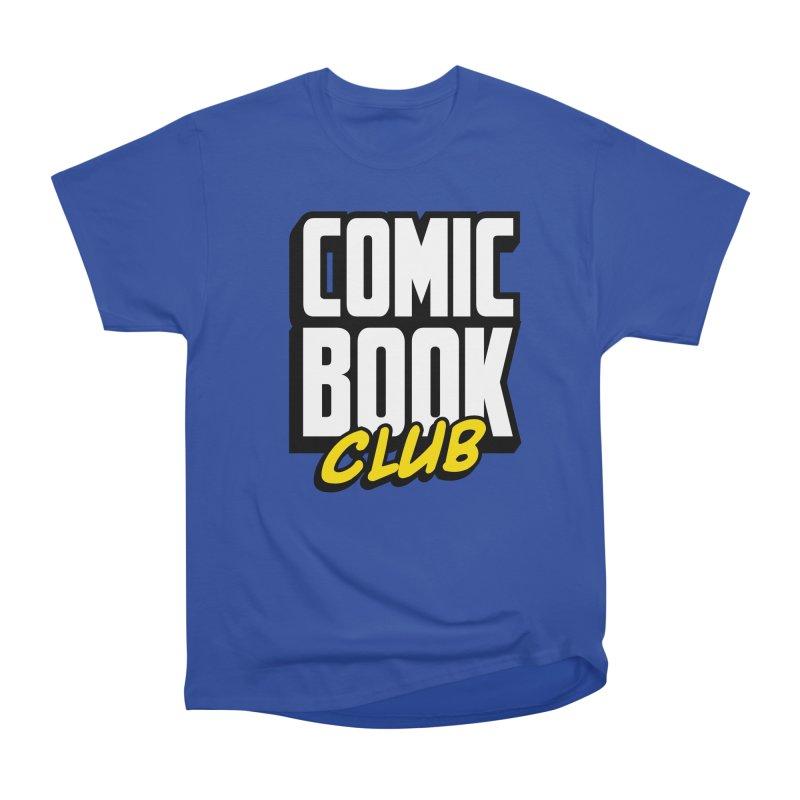 Comic Book Club Men's Heavyweight T-Shirt by Comic Book Club Official Shop