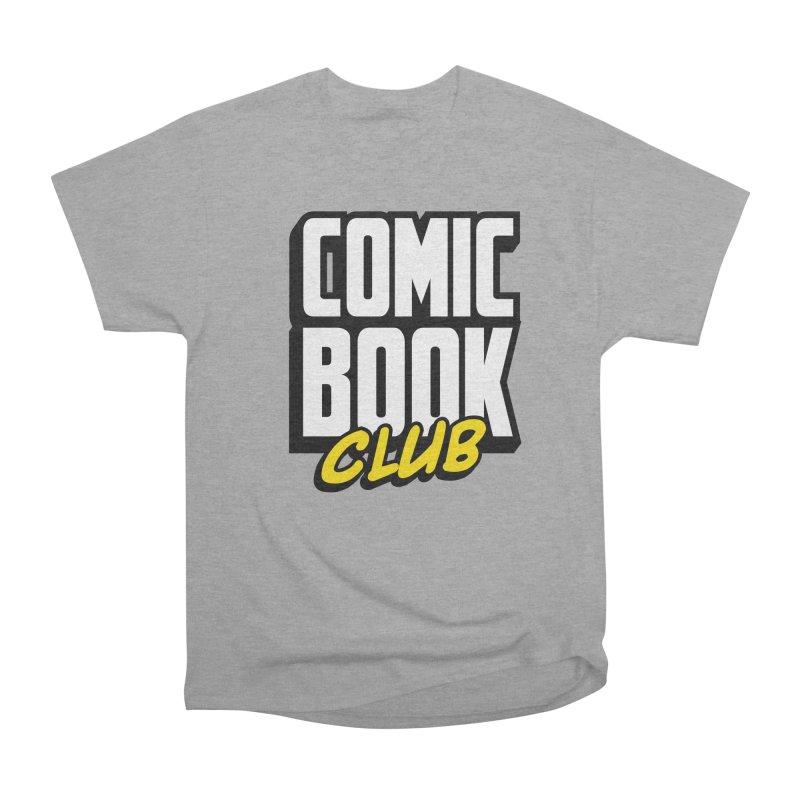 Comic Book Club Women's Heavyweight Unisex T-Shirt by Comic Book Club Official Shop