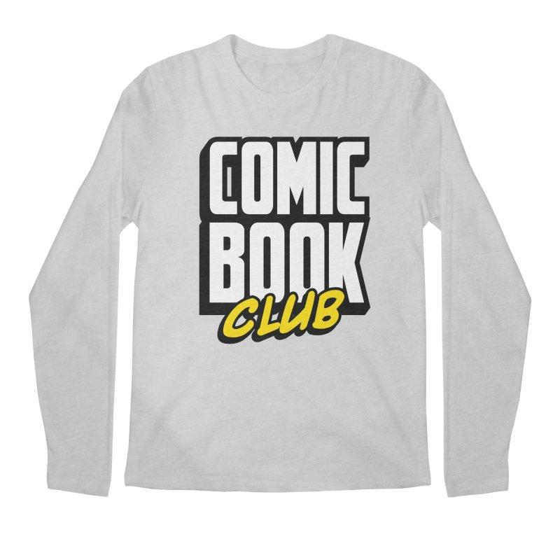 Comic Book Club Men's Regular Longsleeve T-Shirt by Comic Book Club Official Shop