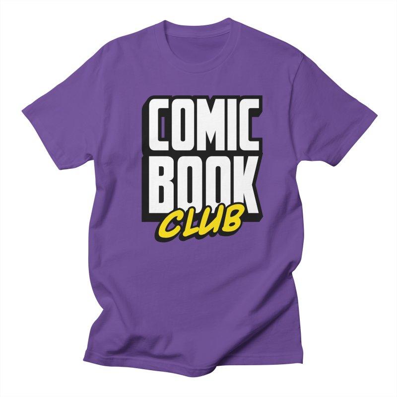 Comic Book Club Men's T-Shirt by Comic Book Club Official Shop
