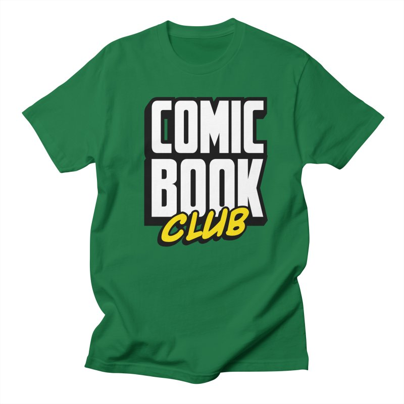 Comic Book Club Men's Regular T-Shirt by Comic Book Club Official Shop