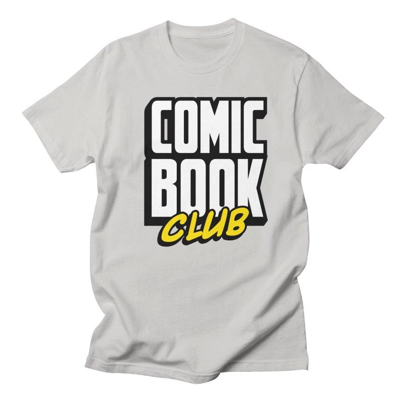 Comic Book Club Women's Regular Unisex T-Shirt by Comic Book Club Official Shop