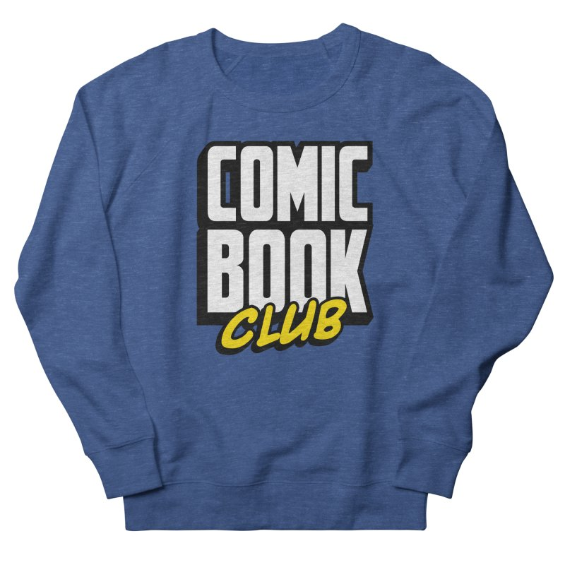 Comic Book Club Men's Sweatshirt by Comic Book Club Official Shop