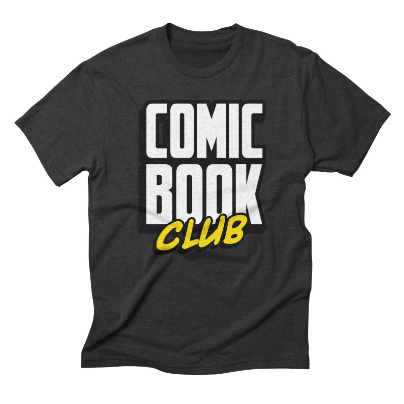 Comic Book Club Men's Triblend T-Shirt by Comic Book Club Official Shop