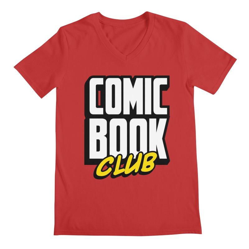 Comic Book Club Men's Regular V-Neck by Comic Book Club Official Shop