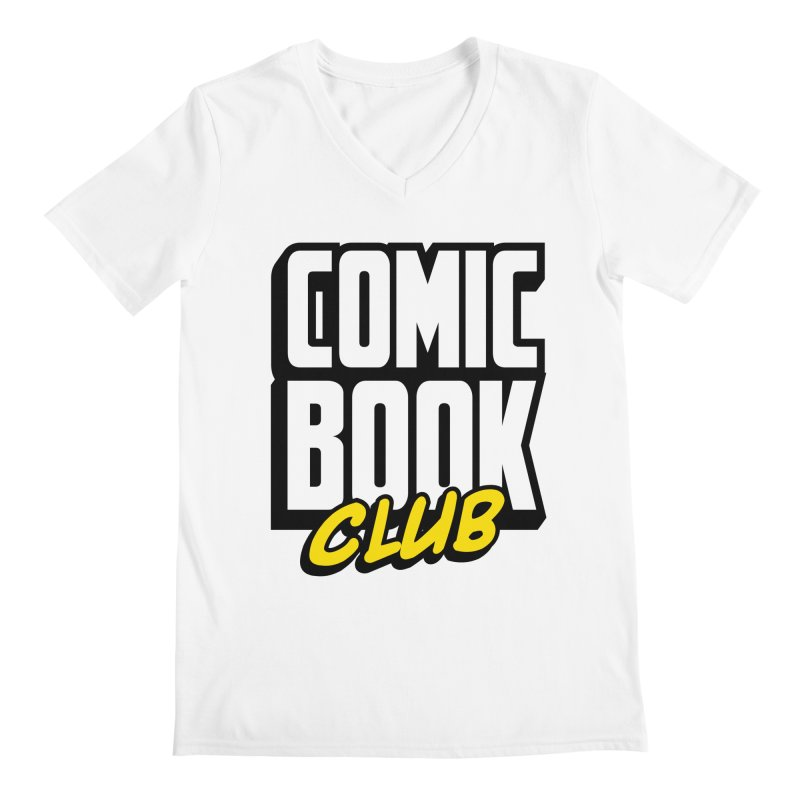 Comic Book Club Men's V-Neck by Comic Book Club Official Shop