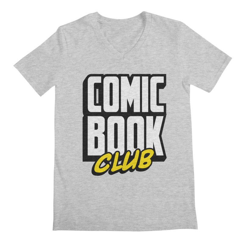 Comic Book Club Men's Regular V-Neck by Comic Book Club Official Shop