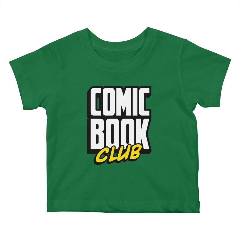Comic Book Club Kids Baby T-Shirt by Comic Book Club Official Shop