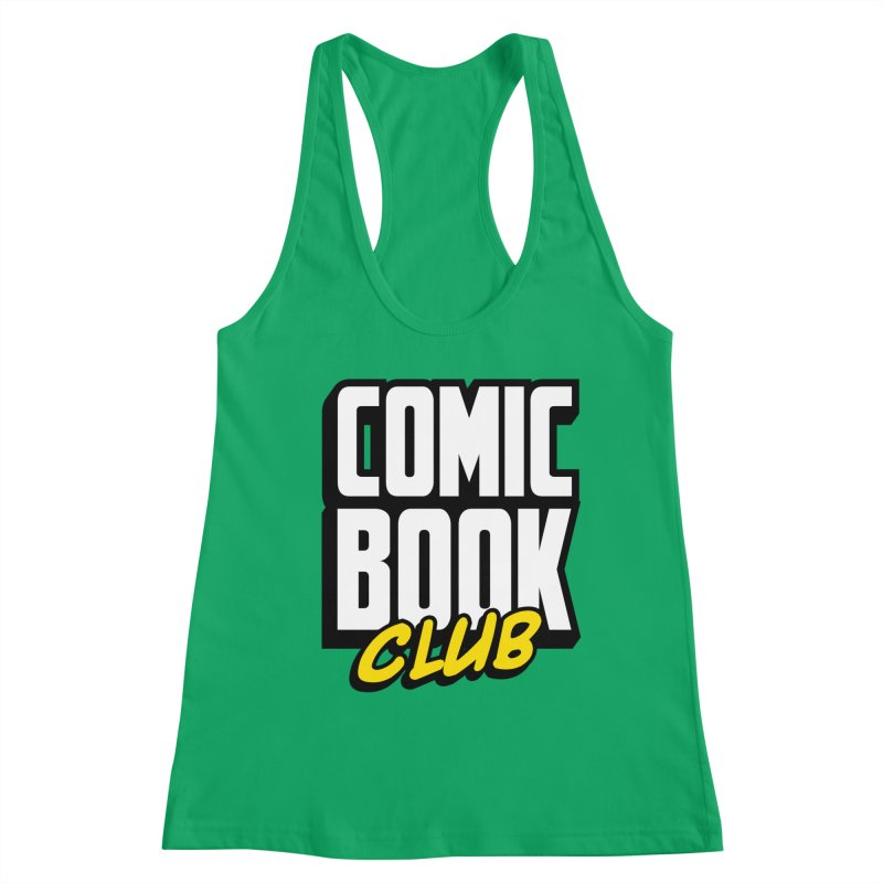 Comic Book Club Women's Tank by Comic Book Club Official Shop