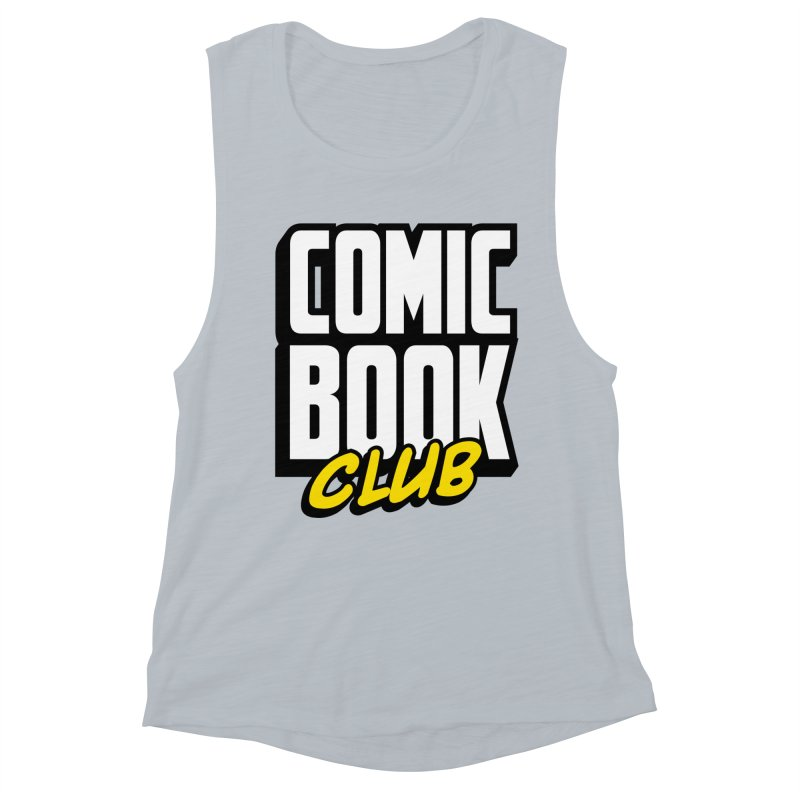 Comic Book Club Women's Muscle Tank by Comic Book Club Official Shop