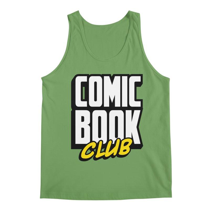 Comic Book Club Men's Tank by Comic Book Club Official Shop
