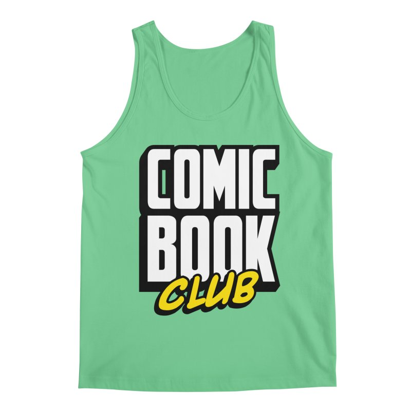Comic Book Club Men's Tank by Comic Book Club Official Shop