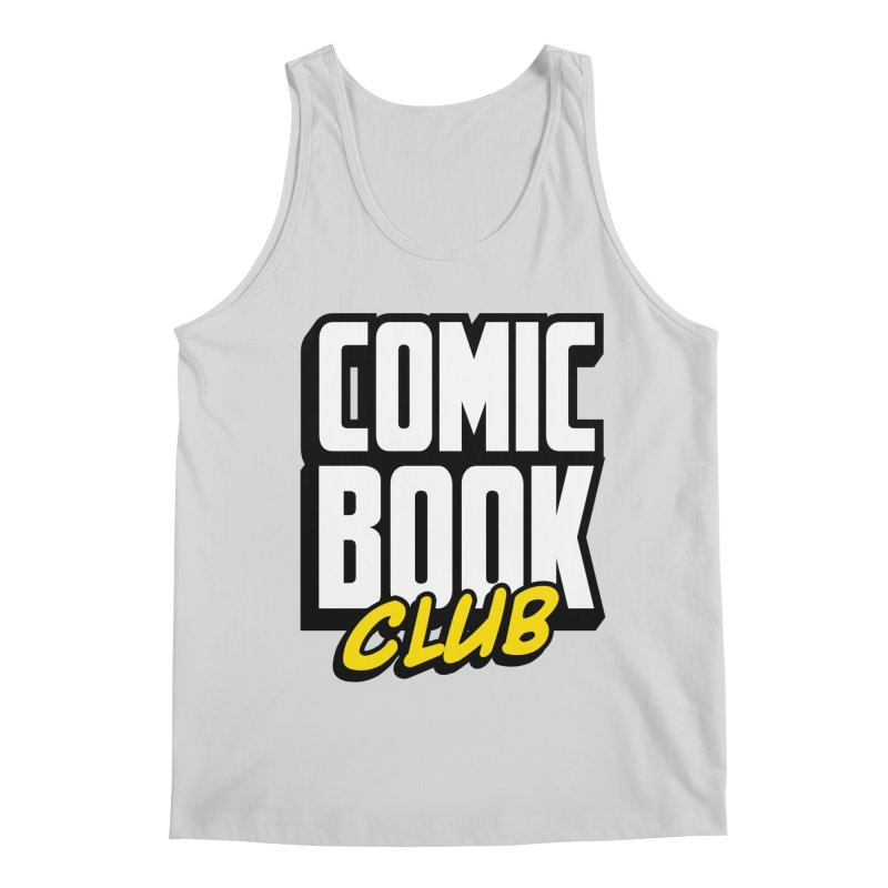 Comic Book Club Men's Regular Tank by Comic Book Club Official Shop