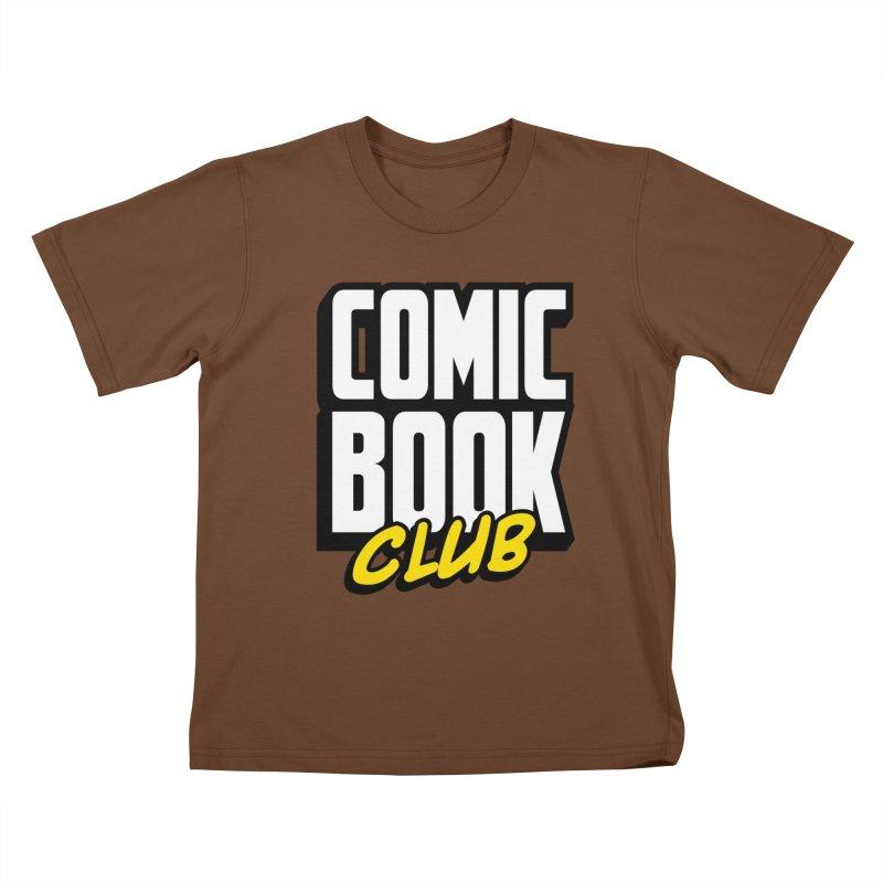 Comic Book Club Kids T-Shirt by Comic Book Club Official Shop