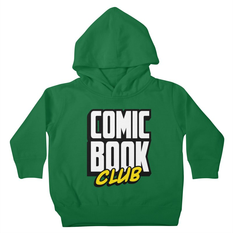 Comic Book Club Kids Toddler Pullover Hoody by Comic Book Club Official Shop
