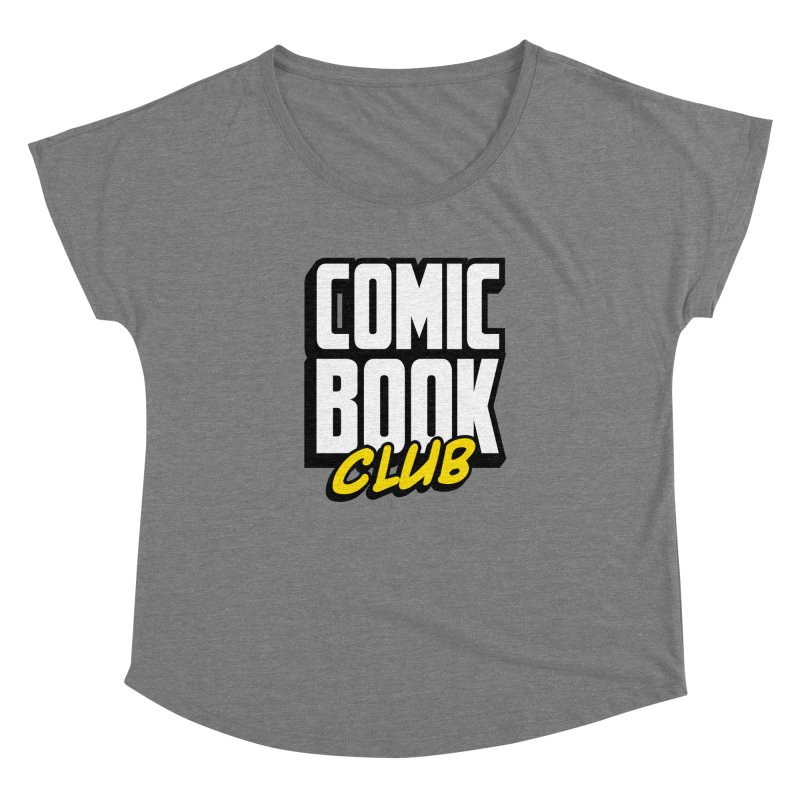 Women's None by Comic Book Club Official Shop