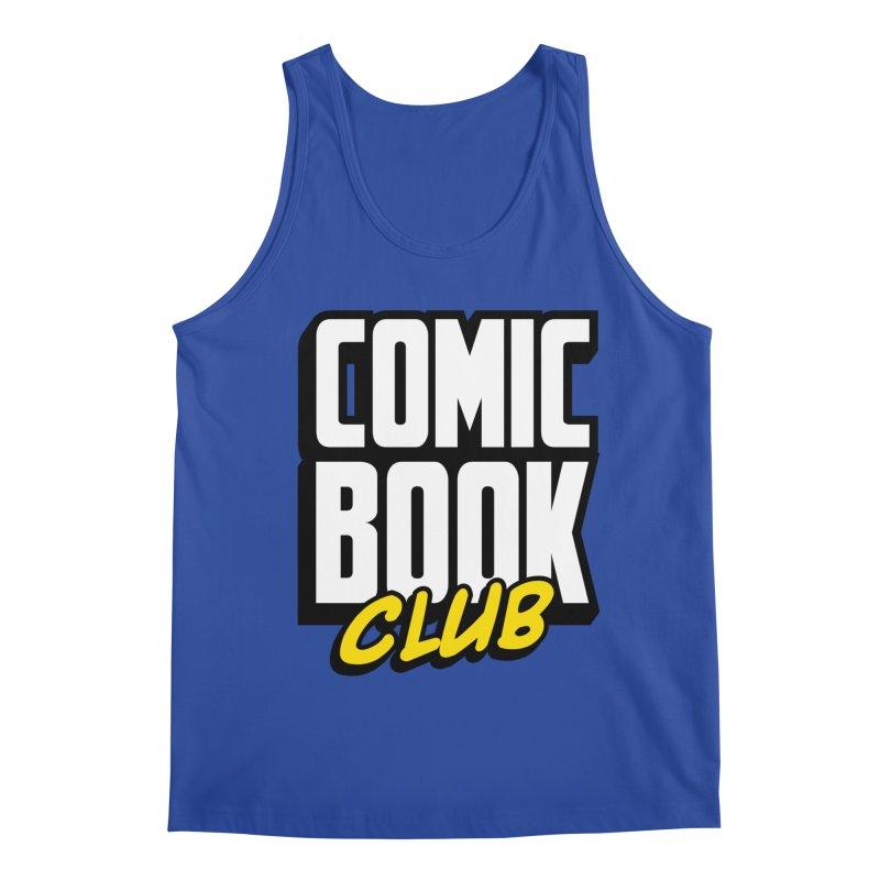 Comic Book Club Men's Regular Tank by Comic Book Club Official Shop
